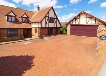 Thumbnail 5 bedroom detached house for sale in Stansted Road, Birchanger, Bishop's Stortford