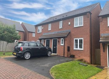 Thumbnail 3 bed semi-detached house for sale in Bates Hollow, Rothley, 7