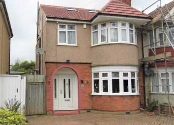 Thumbnail 4 bed semi-detached house to rent in Torbay Road, Harrow