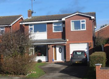 Thumbnail 4 bed detached house for sale in Colliery Green, Little Neston