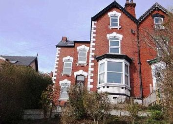 Thumbnail 2 bed flat to rent in Middle Flat, Park View, 171 Shirebrook Road, Sheffield