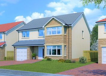 Thumbnail 4 bedroom detached house for sale in Birchwood House Type, Ballochney Brae, Plains, Plains