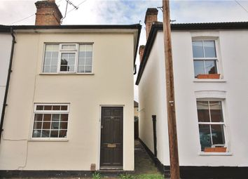 Thumbnail 2 bed semi-detached house to rent in Albert Road, Addlestone, Surrey