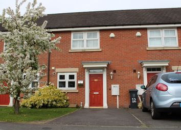 Thumbnail 2 bed town house for sale in Lakeview Chase, Hamilton, Leicester, Leicestershire