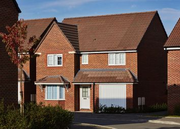 "Thumbnail 4 bed detached house for sale in ""Heathfield"" at Yafforth Road, Northallerton"