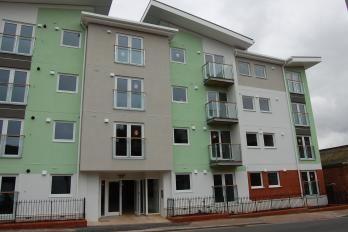 Thumbnail Studio to rent in Wheaton House, Red Lion Lane, Central Exeter, Devon