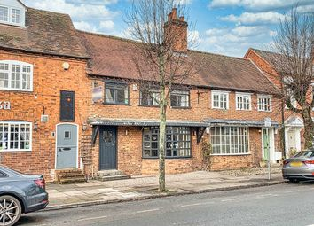 High Street, Henley-In-Arden, West Midlands B95. 3 bed cottage for sale