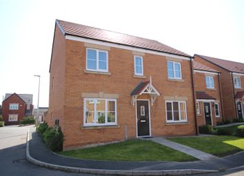Thumbnail 4 bed detached house for sale in 33 Brackenleigh Close, Carlisle, Cumbria