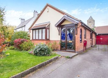 Thumbnail 2 bed detached bungalow for sale in Dennis Street, Hugglescote, Coalville