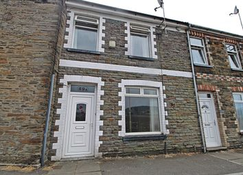 Thumbnail 3 bedroom terraced house for sale in Rickards Street, Graig, Pontypridd, Rhondda Cynon Taff