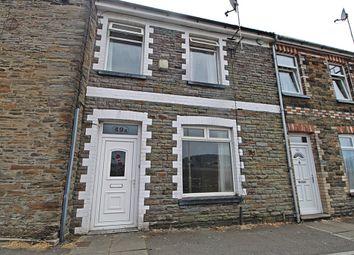 3 bed terraced house for sale in Rickards Street, Graig, Pontypridd, Rhondda Cynon Taff CF37