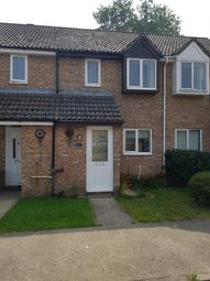 Thumbnail 2 bed terraced house to rent in Fen Court, Lowestoft