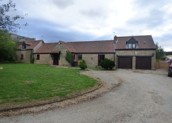 Thumbnail 4 bed barn conversion for sale in Stony Houghton, Mansfield