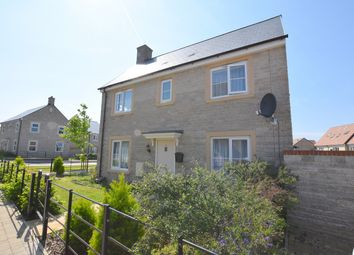 Thumbnail 3 bed semi-detached house for sale in Cowleaze, Purton, Swindon, Wiltshire