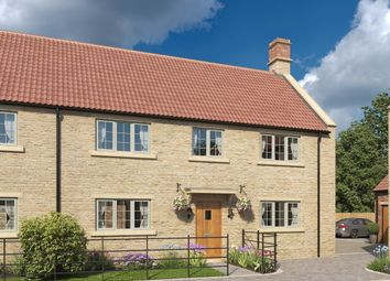 Thumbnail 3 bed semi-detached house for sale in Church Farm, Rode
