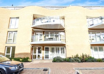 Thumbnail 1 bed flat for sale in Almansa Way, Lymington, Hampshire