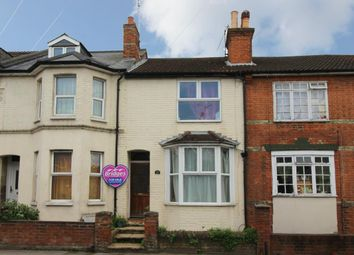 Thumbnail 3 bed terraced house for sale in Grosvenor Road, Aldershot