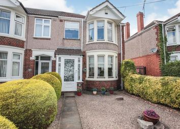 Thumbnail 3 bed end terrace house for sale in Grangemouth Road, Radford, Coventry, West Midlands