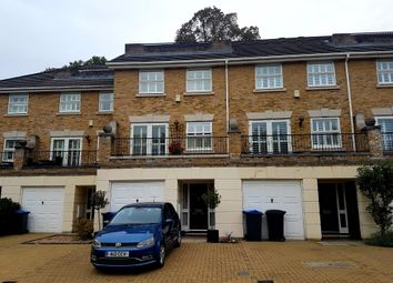 Thumbnail 4 bed town house for sale in Penners Gardens, Surbiton