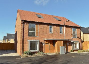 Thumbnail 4 bed semi-detached house to rent in Rialto Close, Trumpington, Cambridge