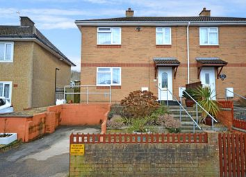 Thumbnail 3 bed semi-detached house for sale in Claypiece Road, Bristol