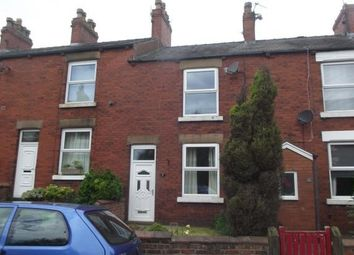 Thumbnail 2 bed terraced house to rent in Dryhurst Lane, Disley
