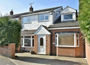 Thumbnail 4 bed end terrace house for sale in Westleigh Lane, Leigh