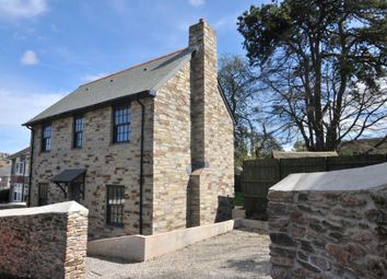Thumbnail 4 bedroom detached house for sale in Church Road, Plymstock, Plymouth