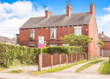 Thumbnail 3 bed end terrace house for sale in Stockingate, South Kirkby, Pontefract