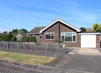 Thumbnail 3 bed detached bungalow for sale in Farndale Crescent, Grantham