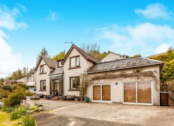 Thumbnail 4 bed detached house for sale in Lochearnhead