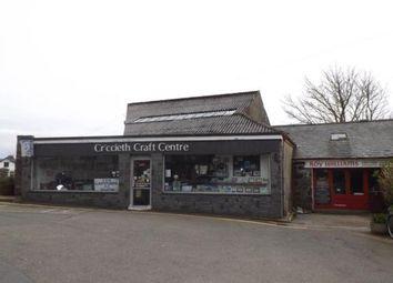 Thumbnail Retail premises for sale in Criccieth, Gwynedd