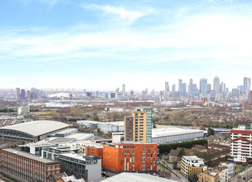 Thumbnail 2 bed flat for sale in Stratosphere Tower, 55 Great Eastern Road, Stratford