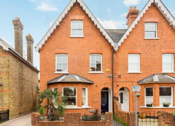 Thumbnail 5 bed semi-detached house for sale in Montagu Road, Datchet, Berkshire