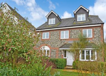 Thumbnail 5 bed detached house for sale in Quindell Place, Kings Hill, West Malling, Kent