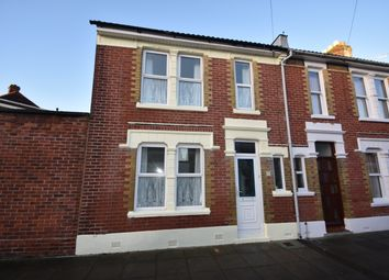 Thumbnail 2 bed end terrace house for sale in Silchester Road, Baffins, Portsmouth