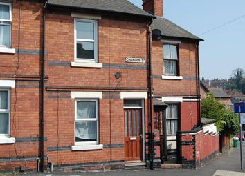 Thumbnail 2 bedroom terraced house to rent in Chandos Street, Nottingham