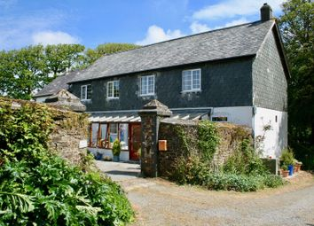 Thumbnail 5 bed property for sale in Whitstone, Holsworthy, Devon
