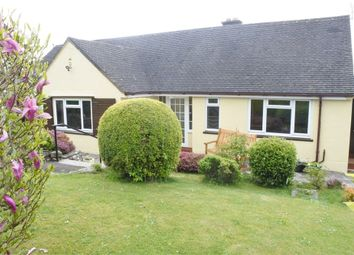 Thumbnail 2 bed detached bungalow for sale in Upper Road, Llandevaud