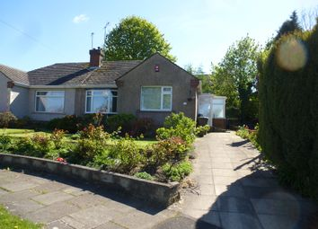 Thumbnail 2 bed semi-detached bungalow for sale in Brayshaw Drive, Bradford