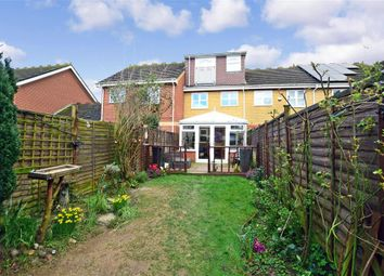 3 bed terraced house for sale in Primrose Copse, Horsham, West Sussex RH12