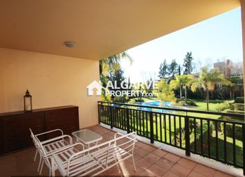 Thumbnail 2 bed apartment for sale in Vilamoura, Quarteira, Algarve