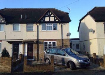 Thumbnail 3 bedroom semi-detached house to rent in Westcott Way, Uxbridge