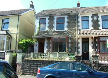 Thumbnail 4 bed semi-detached house to rent in Bronallt Terrace, Abercwmboi