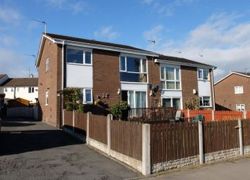 Thumbnail 2 bed flat for sale in Longholme Road, Carlisle