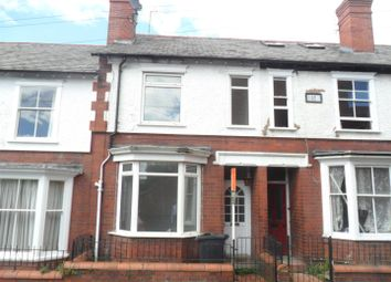 Thumbnail 3 bed terraced house for sale in Whitehall Terrace, Whitehall Street, Shrewsbury