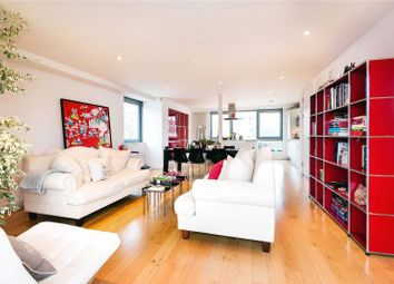 Thumbnail 3 bed flat for sale in Compton Street, London