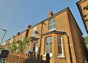 Thumbnail 2 bed semi-detached house to rent in Wendover Road, Staines Upon Thames, Middlesex