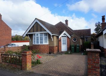 Thumbnail 2 bed detached bungalow for sale in Phillip Road, Folkestone