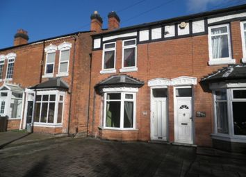 Thumbnail 2 bed end terrace house to rent in Chester Road, Boldmere, Sutton Coldfield
